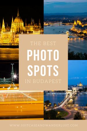 photo spots Budapest