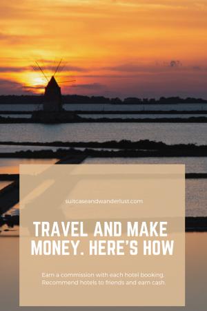travel and make money
