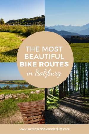 Bike routes Salzburg