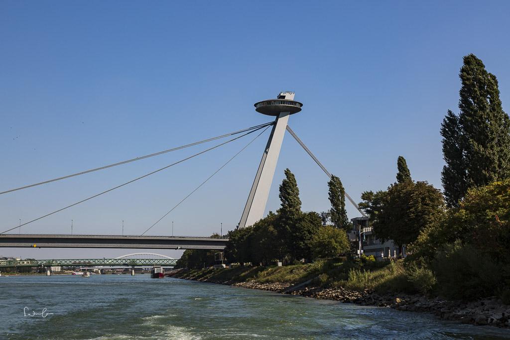 Vienna Bratislava by boat
