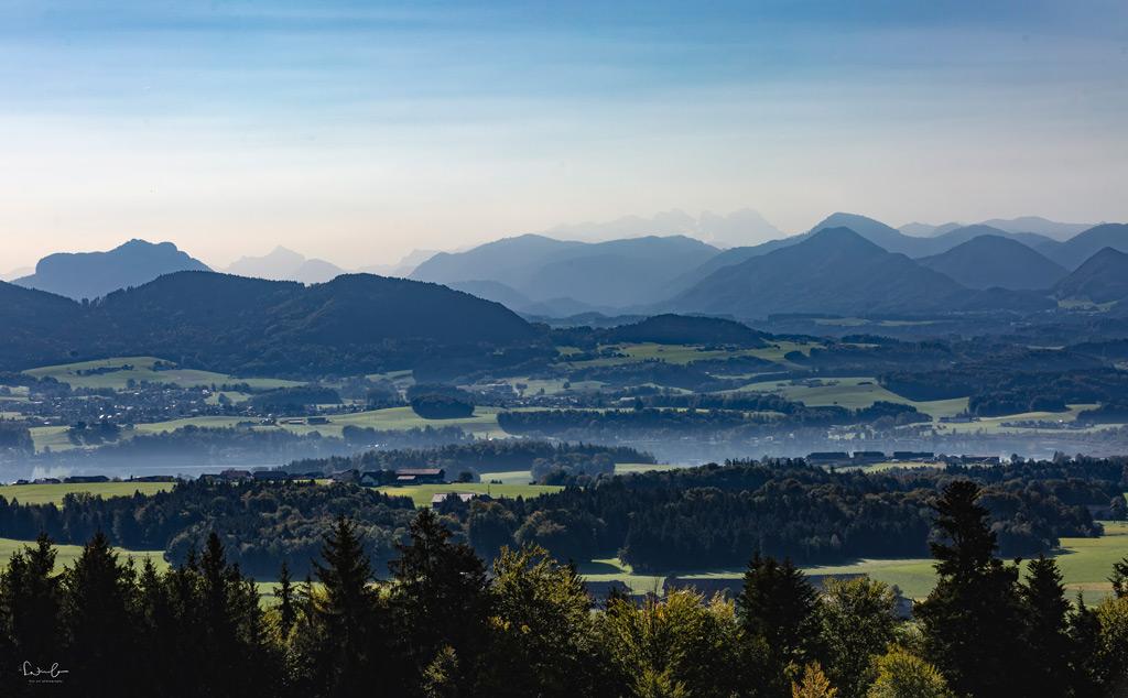 Radrouten in Salzburg - buchberg