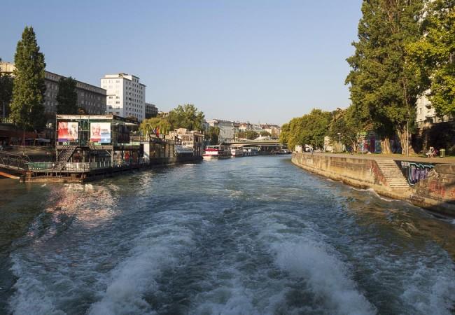 Ein Tagesausflug von Wien nach Bratislava mit dem Twin City Liner