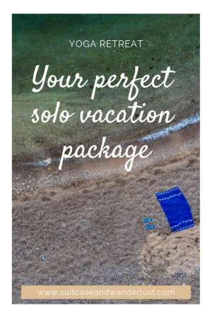 solo vacation package yoga retreat