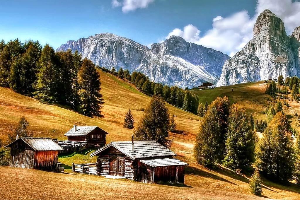 Fotoreise Südtirol