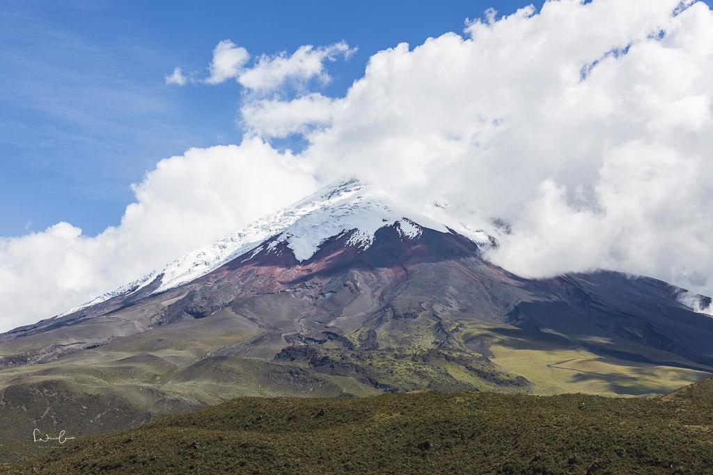 Ecuador itinerary Cotopaxi
