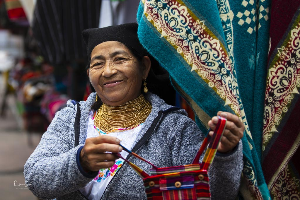 Ecuador itinerary Otavalo