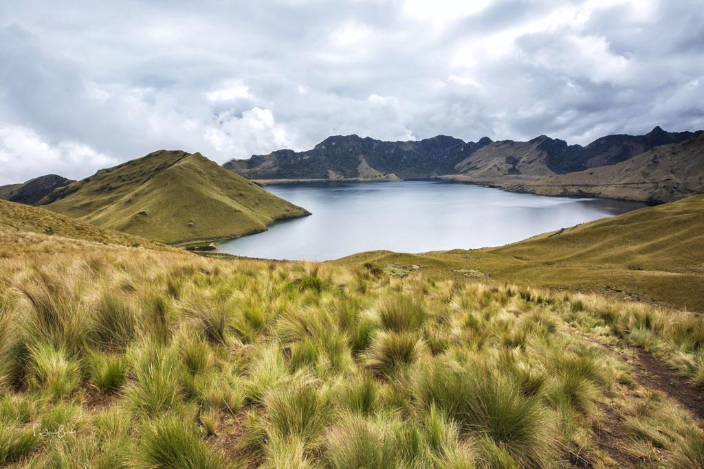 Ecuador itinerary Lagunas de Mojanda