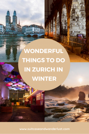 Things to do in Zurich in winter