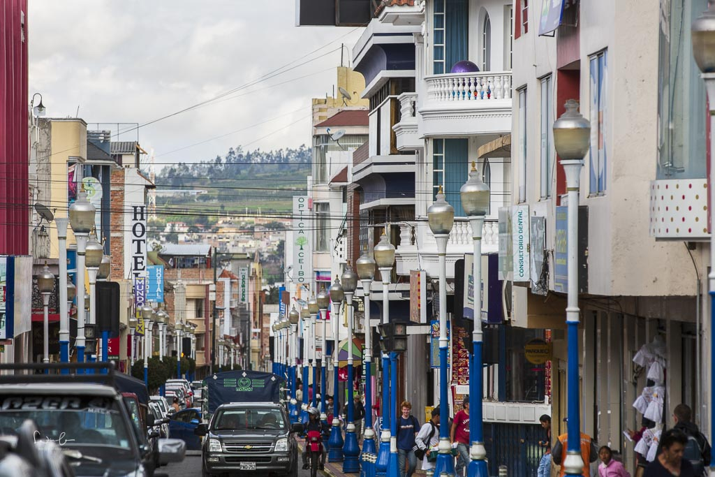 Otavalo city