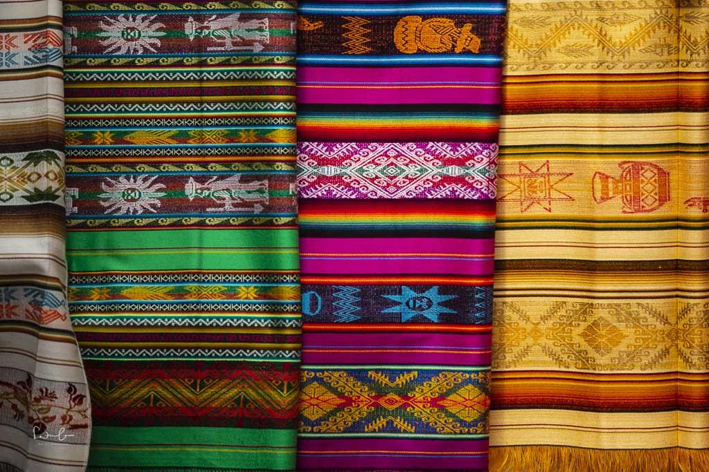 Otavalo textiles