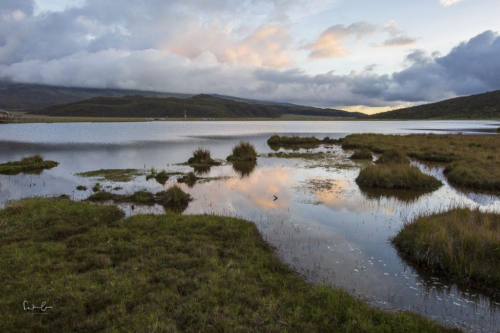 Laguna Limpiopungo Ecuador