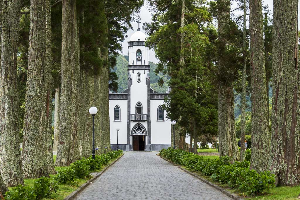 Azores photography locations
