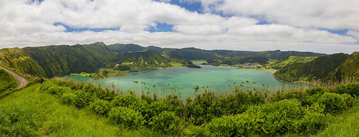 Sete Citades Azores