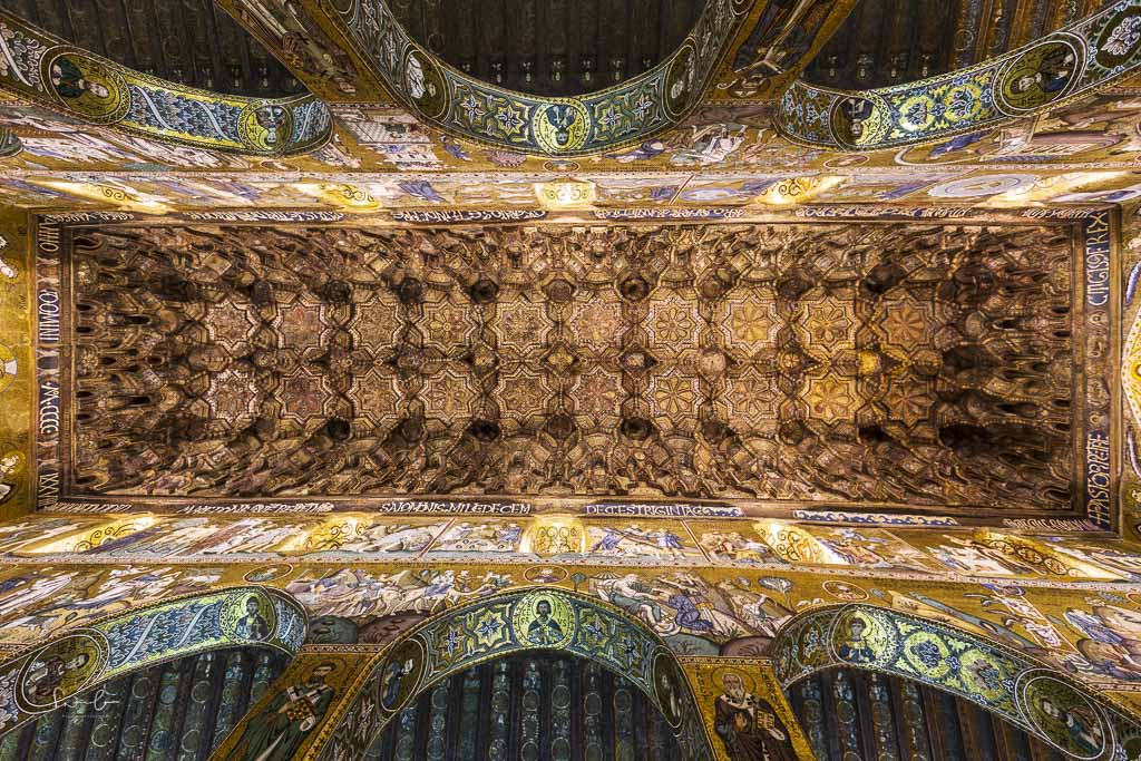 Palermo chapel Norman palace