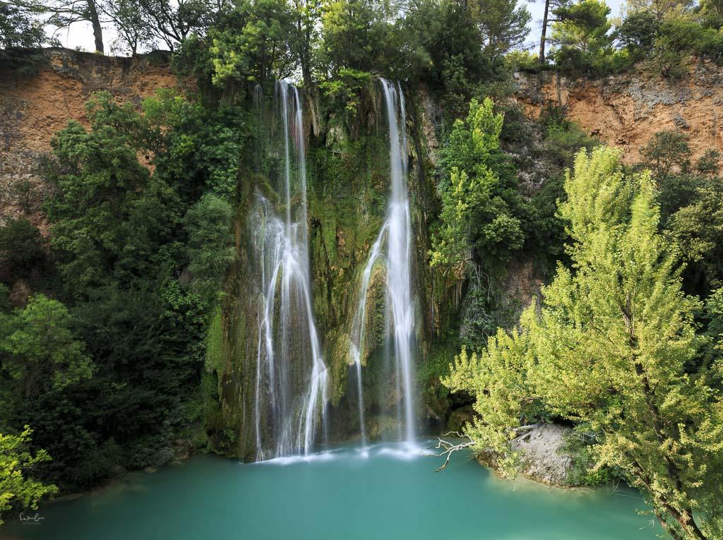 Sillans la Cascade Provence