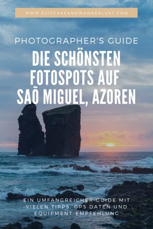 Azoren Fotospots