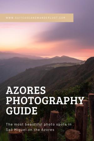 Azores photo spots