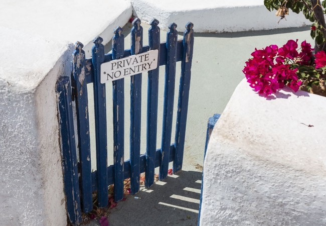Santorini photography guide:  Tips for Urban Photography