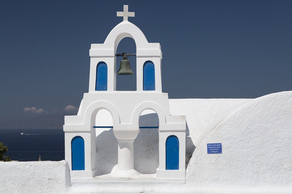 Santorini photo spot