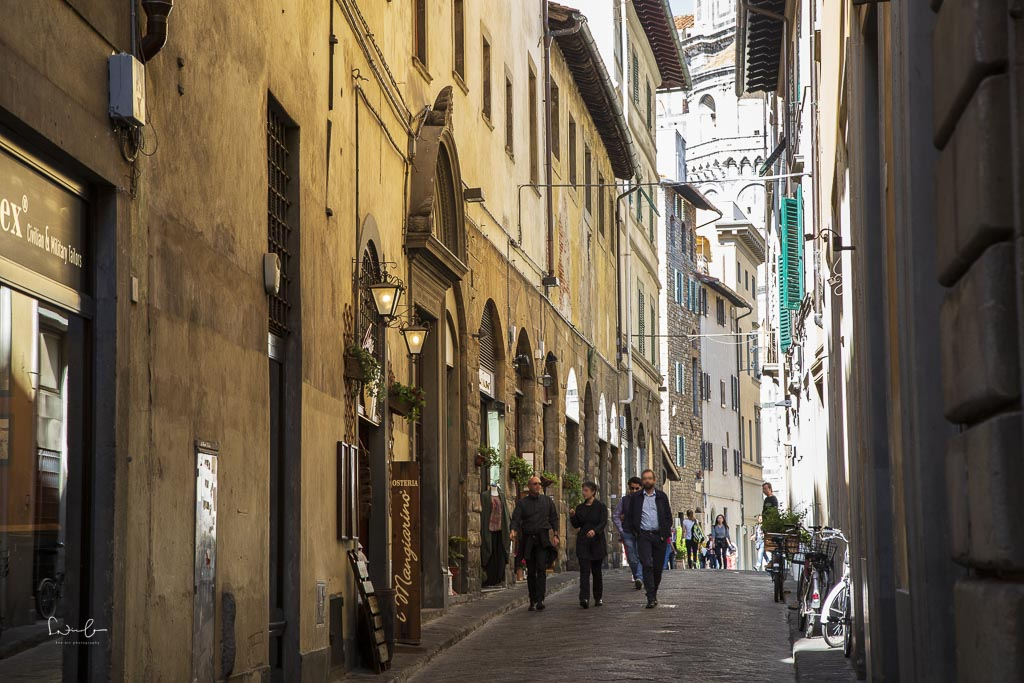 10 day Italy itinerary Florence