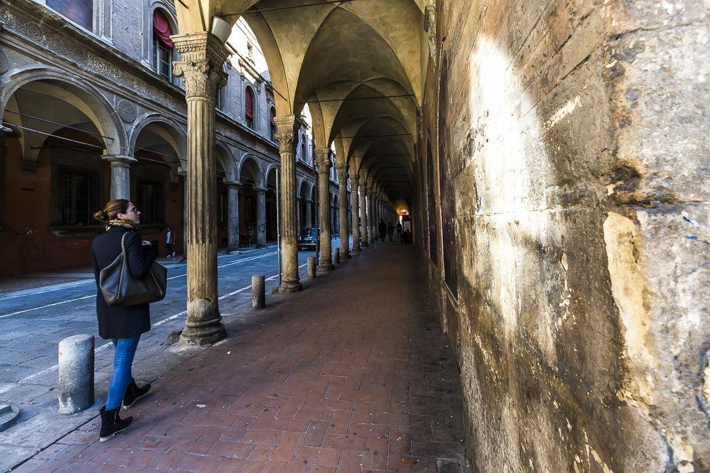 italy itinerary bologna