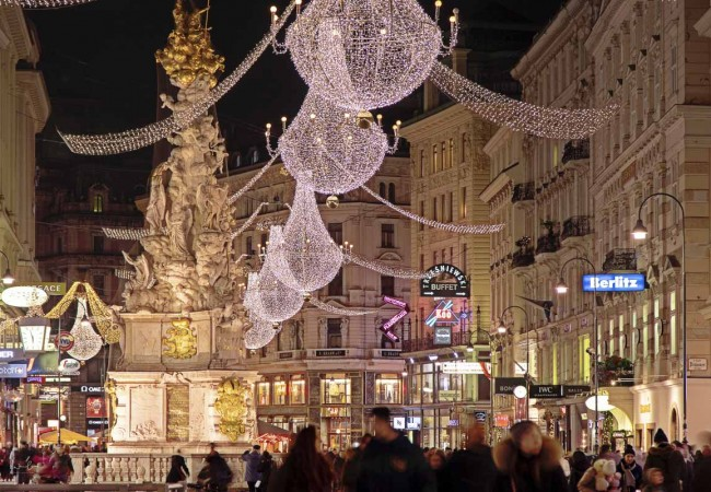 Advent in Wien