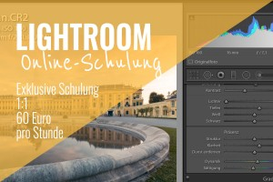 Lightroom Schulung