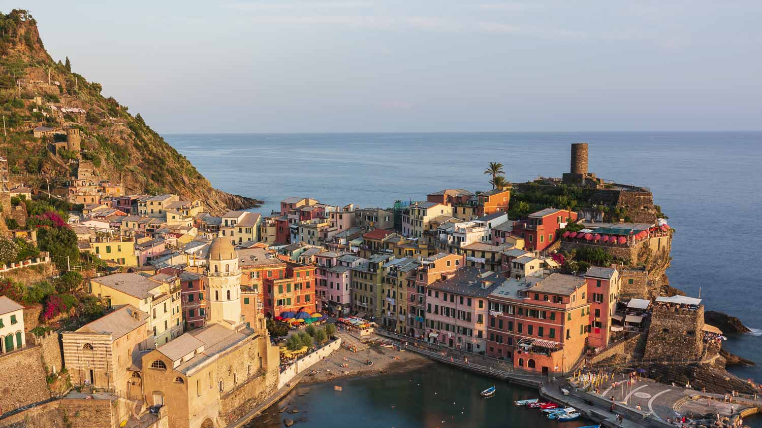 Tips for Cinque Terre, Italy