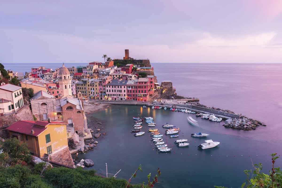 The Fab Five: Tips for Cinque Terre