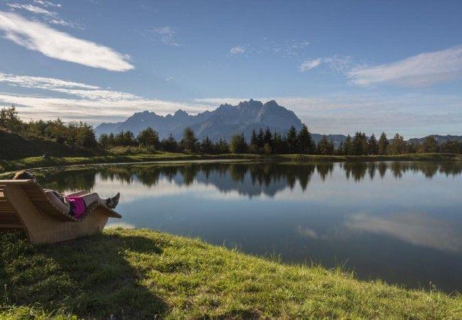Entdecke die Vielfalt der Region St. Johann in Tirol in den Kitzbüheler Alpen