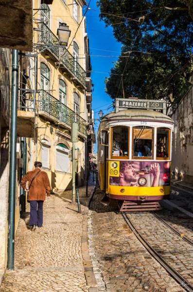 Lisbon top picks tram